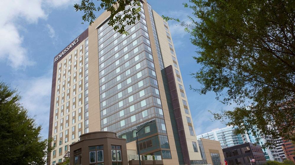Renaissance Hotel in Atlanta, GA